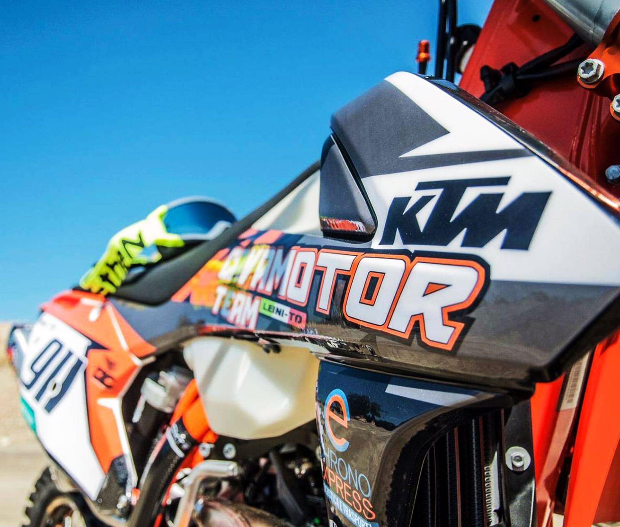 KTM Concessionario ufficiale Torino